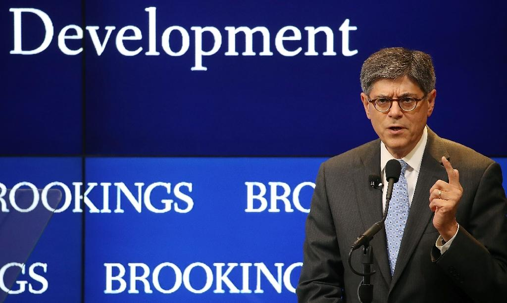 Obama to press China on steel at G20, Lew says