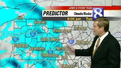 Unsettled Weather Pattern In Place; Watch Doug Allen's Forecast