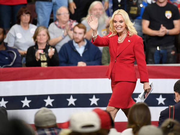 Polls Show Gains For Republicans In Minnesota Races