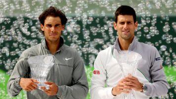 Djokovic tem apenas 320 pontos de vantagem no topo do ranking da ATP