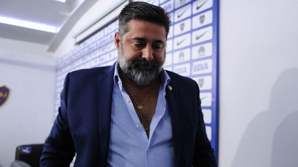 """Colombianos sin Superclásico: """"el martes se entrenarán con el plantel"""", aseguró Angelici"""