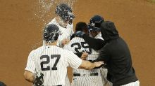 MLB roundup: Yankees outlast Nationals in 11 innings