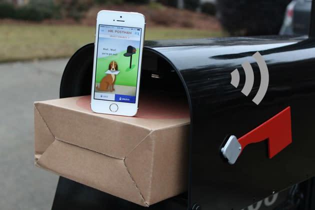 Mr. Postman launches smart mailbox Kickstarter campaign