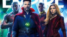 Elizabeth Olsen unrecognisable in new Avengers: Infinity War magazine cover