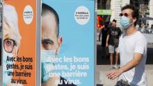 French COVID-19 cases jump to new daily record above 13,000
