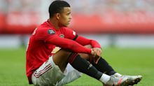 Greenwood should not have been called up by England, says Solskjaer