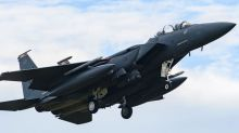 2 pilots reportedly ejected from an F-15 at a St. Louis airport