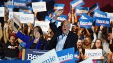 Broad-based support powers Sanders to big win in Nevada Democratic vote