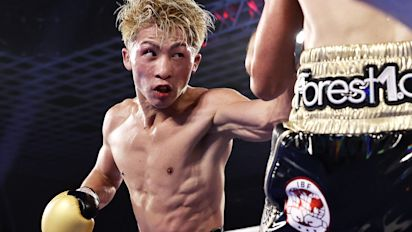 Inoue has one thing every fan loves in a fighter