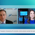 DocuSign, Zoom Help Boost Nasdaq 100 As 'New Economy' Stocks Propel Market Higher