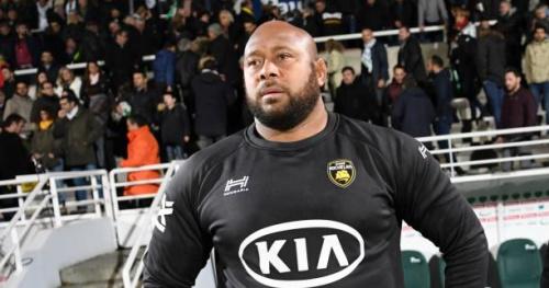 Rugby - Top 14 - La Rochelle - La Rochelle : Jone Qovu cité