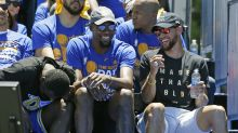 Kevin Durant: 'All of [the best players] on a few teams' is 'what this league is about'