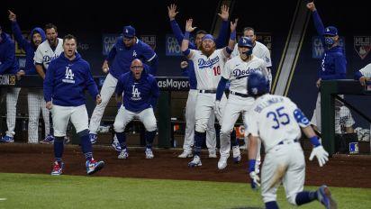 Bellinger's blast sends Dodgers to World Series