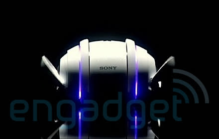 Sony's Rolly, revealed