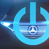 Mercedes just teased its first electric concept SUV