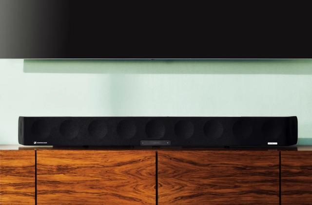 Sennheiser's Ambeo soundbar now supports Sony 360 Reality Audio