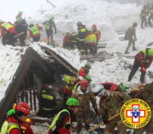 Death toll at Italian hotel hit by avalanche rises to six, 23 still missing
