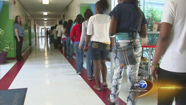 Visits, pizza, ice cream to help CPS students join new schools