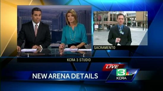 Mayor: Sacramento arena to be built on leased land