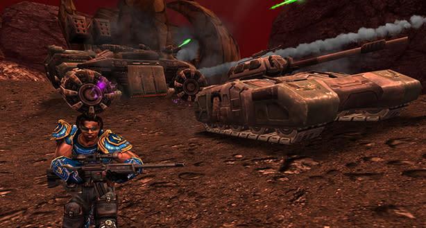 Epic wants your help building the next Unreal Tournament