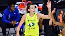 Unstoppable Stewie: Breanna Stewart scores 31 points, Storm oust Lynx with ease to reach Finals