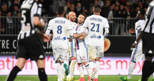 Foot - L1 - Lyon souffre mais s'impose à Angers