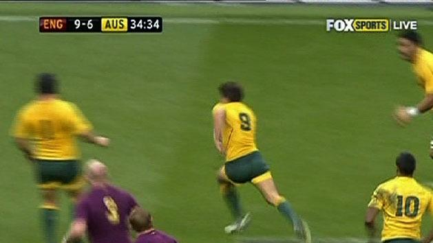 New look Wallabies against Italy
