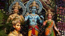 The 600r crore Ramayana