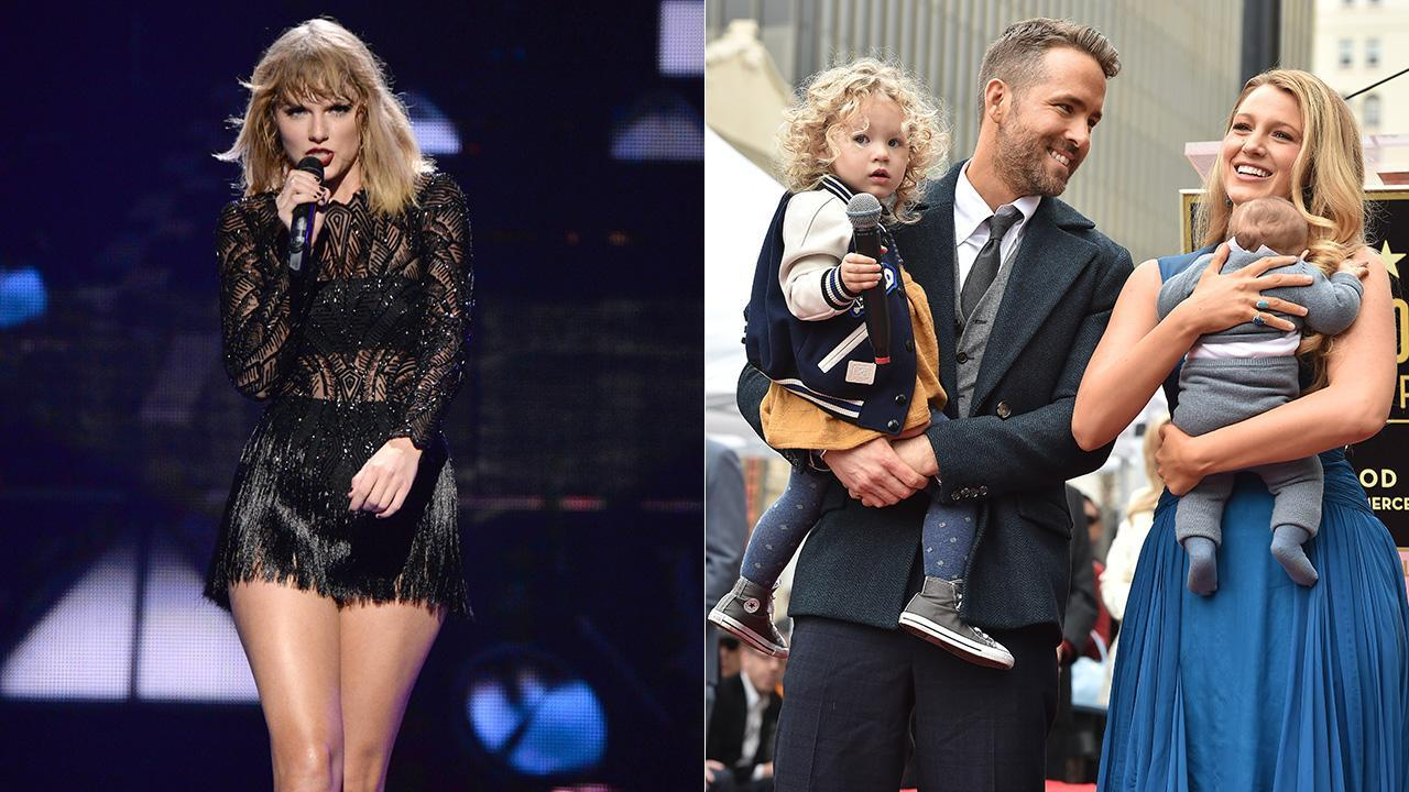Taylor Swift Confirms Blake Lively and Ryan Reynolds\u0027 Daughter ...