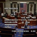 U.S. House backs repeal of 2002 war authorization
