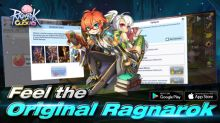 Gravity Internationally Launches Mobile Game RO: Click H5 on November 13th