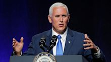 'As retail goes, so goes America,' VP Pence tells a room full of retailers