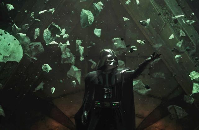 Darth Vader's 'Immortal' saga continues on Oculus headsets