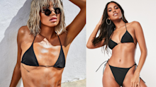 Missguided criticised for selling 'unsustainable' £1 bikini