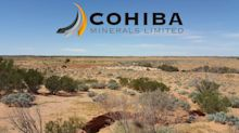 Cohiba Minerals Limited (CHK.AX) Drilling Rig Secured for Horse Well
