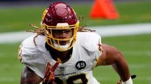 Washington No. 2 pick Young injures groin in loss to Browns