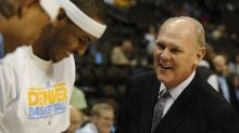 Carmelo Anthony should stay in Portland -- That's what George Karl believes