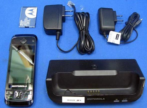 Motorola HS1101 and MBP2000PU Android Home Phones get examined, detailed by the FCC