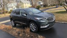 We drove a $59,000 Buick Enclave Avenir to see how it stacks up against luxury SUVs — here's the verdict (GM)