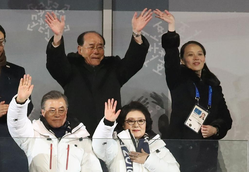 South Korean President Moon Jae-in has sought to use the Pyeongchang Games to open dialogue between Washington and Pyongyang