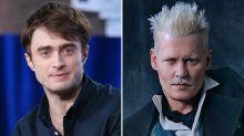 Daniel Radcliffe Responds to Backlash Over Johnny Depp's 'Fantastic Beasts' Casting