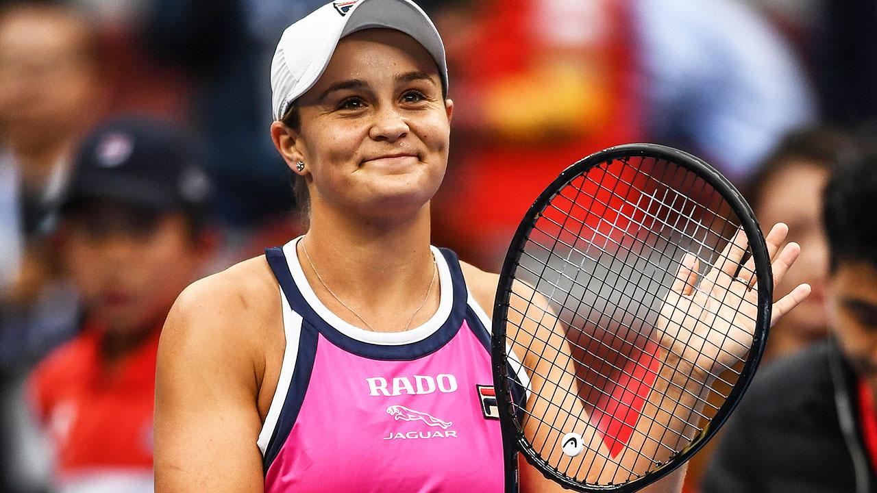'Can't believe it': Ash Barty at centre of 'incredible' drama at China Open