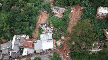 Defesa Civil confirma 30 mortes por causa da chuva em Minas Gerais