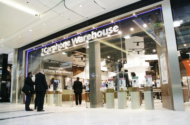 Dixons Carphone is planning its own mobile network too
