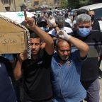 Iraqis mourn expert shot dead by unknown gunmen in Baghdad