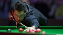 Sealed with a kiss as O'Sullivan downs Ding to reach Masters final