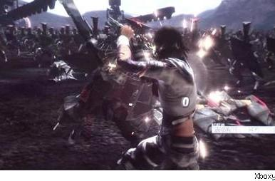TGS: Lost Odyssey intro video