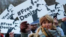 Detained journalist says Turkish prison better than police cell