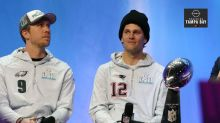 Tom Brady explains why he didn't shake Nick Foles' hand after loss