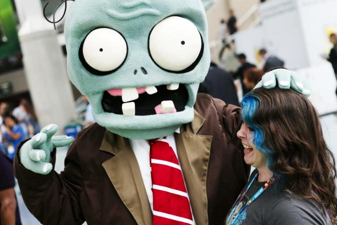 'Plants Vs. Zombies' is becoming a theme park attraction